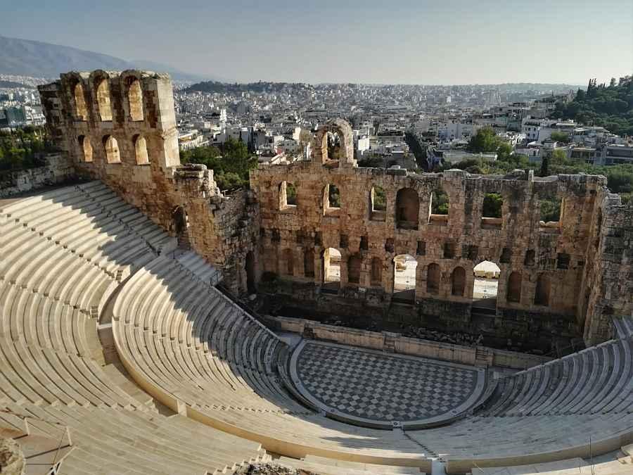 concerts events of Odeon de Herodes Atico (Atticus) en grecia